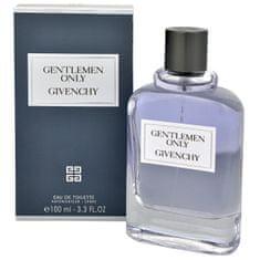 Givenchy Gentlemen Only - EDT 1 ml - vzorec