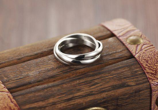Troli Potrójny pierścień stalowy KRS-247