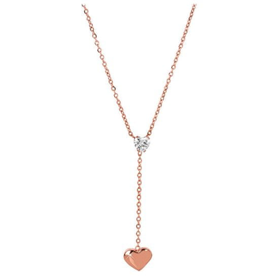 Troli Emajlna bronasta ogrlica