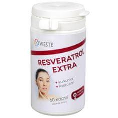 Vieste group Resveratrol Extra 60 kapslí