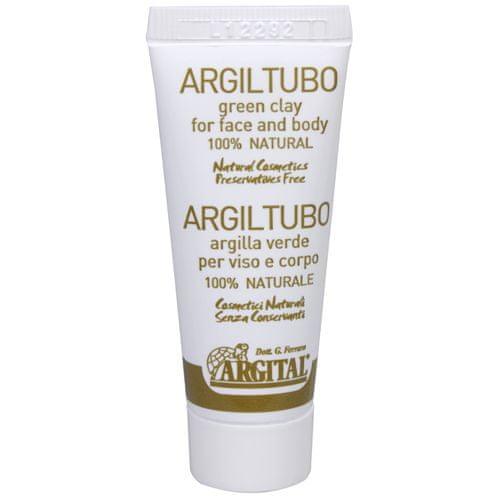 Argital - maska ze zeleného jílu Argiltubo