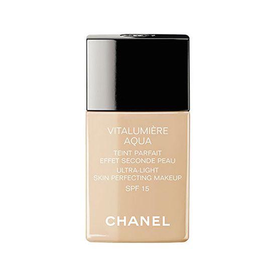 Chanel Vitalumiere Aqua SPF 15 ( Ultra - Skin Perfecting Makeup) Light ( Ultra - Skin Perfecting Makeup) 30