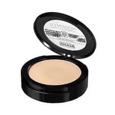 Lavera Pudrový make-up 2v1 (2in1 Compact Foundation) 10 g (Odstín 01 slonová kost)