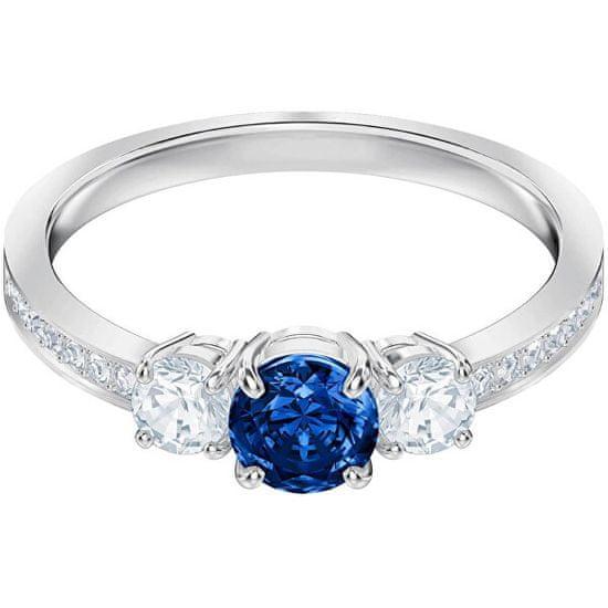 Swarovski Trblietavý prsteň Attract Trilogy 5448900