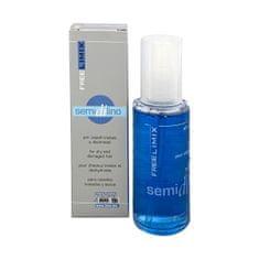 Freelimix Lněný olej pro suché a narušené vlasy Semidilino 100 ml