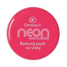 Dermacol Kolorowy puder do włosów Neon 2,2g (cień 7 gold)