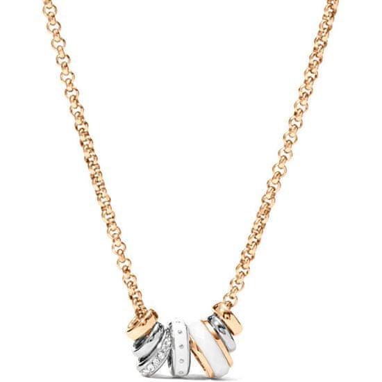 Fossil Ocelový náhrdelník pro ženy JF01122998