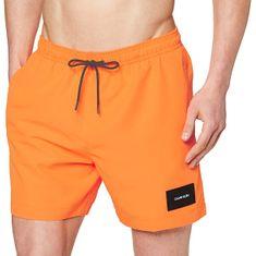 Calvin Klein Moške kopalne hlače KM0KM00446 -R00 (Velikost S)