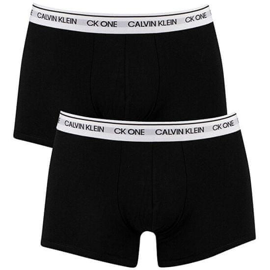 Calvin Klein 2 PAKET - moški bokserji CK One NB2385A -BNM
