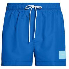 Calvin Klein Moške plavalne kratke hlače KM0KM00448-CJR (Velikost S)
