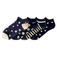 4 PACK - dámske ponožky FSA413