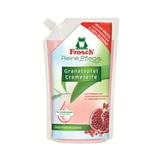 Frosch Tekuté mydlo s granátovým jablkom - náhradná náplň 500 ml
