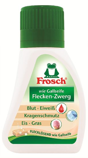 Frosch Odstraňovač skvrn s efektem žlučového mýdla 75 ml