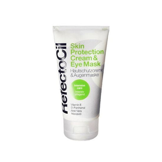 Refectocil (Skin Protection & Eye Mask) i maska na oczy) Cream (Skin Protection & Eye Mask) 75 ml