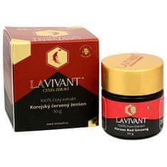 Lavivant red, kórejský červený ženšenový extrakt 30 g
