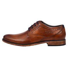 BUGATTI 311163103500-6300 férfi félcipő, (méret 44)
