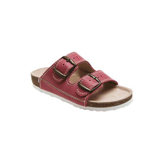 SANTÉ Zdravotná obuv detská D / 202 / C30 / BP červená
