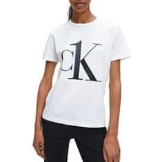 Calvin Klein Dámské triko QS6436E-7UM (Velikost L)