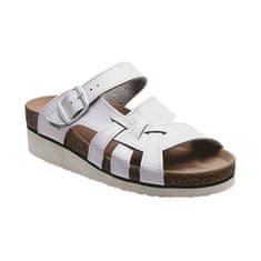 SANTÉ Zdravotní obuv Profi dámská N/240/9/10/H/K bílá (Velikost 38)