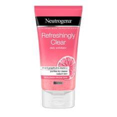 Neutrogena Odświeżający peeling z ekstraktem z różowego grejpfruta Pink Grapefruit odświeżająco Przezroczysty (
