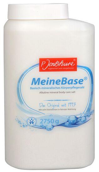 P. Jentschura MeineBase® - zásadito-minerální koupelová sůl