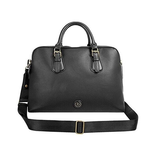 BUGATTI Damska torebka na laptopa 49253101Black