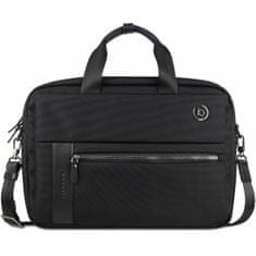 BUGATTI Férfi laptop táska 49640201 Black