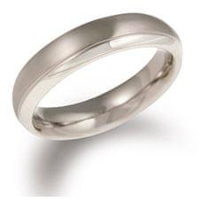 Boccia Titanium Poročni prstan iz titana 0130-07 (Obseg 48 mm)