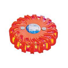 shumee Opozorilni disk ProPlus 16 LED, oranžna 540322