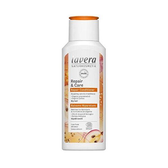 Lavera Intenzív kondicionáló száraz és igénybevett hajra (Care & Repair) 200 ml