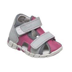 SANTÉ Zdravotná obuv detská N / 810/401 / S15 / S45 ružová (Veľkosť 26)