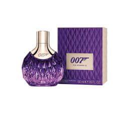 James Bond 007 For Women III - EDP 50 ml