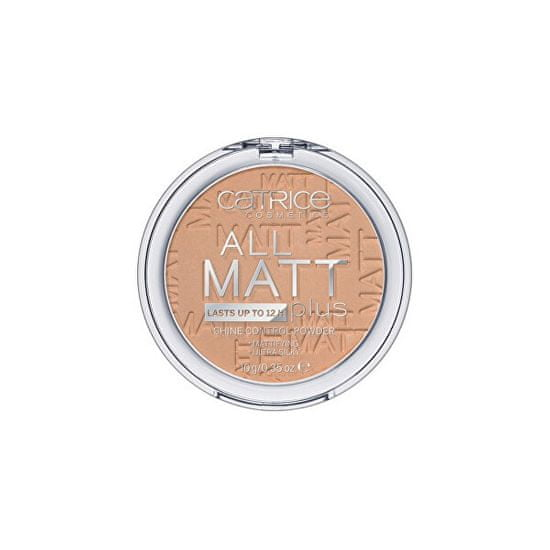 Catrice Matt hatású púderAll Matt Plus (Shine Control Powder) 10 g