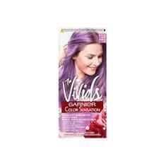 Garnier Barva na vlasy Color Sensation The Vivids (Permanent Hair Color) 60 ml (Odstín Silver Blond (Stříbrná blond))
