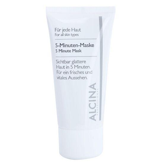 Alcina 5minutová maska pro svěží vzhled pleti ( Minute Mask) 50 ml