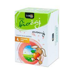 Goldim BABIO dětský biočaj ovocný 20 sáčků