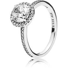 Pandora Trblietavý strieborný prsteň 196250CZ (Obvod 52 mm) striebro 925/1000