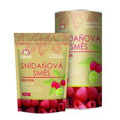 Iswari Snídaňová směs malina (Varianta 300 g)