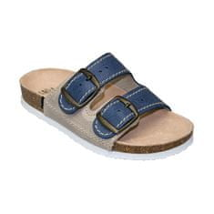 SANTÉ Zdravotní obuv dětská D/202/86/S12/BP modrá (vel. 27-30) (Velikost 29)
