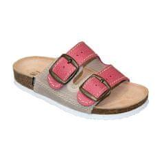 SANTÉ Zdravotná obuv detská D / 202 / C30 / S12 / BP červená (veľ. 27-30) (Veľkosť 28)