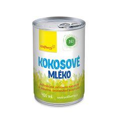 Wolfberry Kokosové mlieko BIO 400 ml