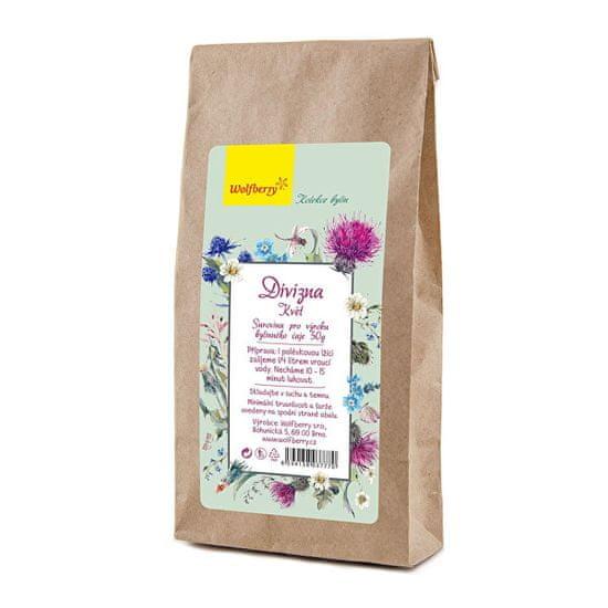Wolfberry Divizna bylinný čaj 50 g