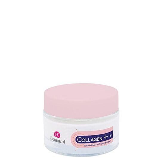 Dermacol Intensywny krem odmładzający na noc Collagen Plus (Intensive Rejuven ating Night ) Cream (Intensiv
