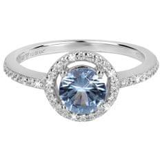 Silver Cat Okouzlující prsten s krystaly SC293 (Obvod 58 mm) stříbro 925/1000