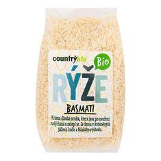 Country Life Rýže basmati BIO (Varianta 0,5 kg)