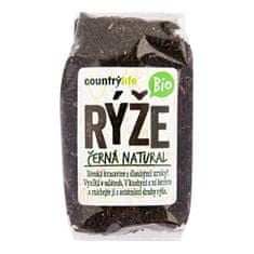 Country Life Ryža čierna natural BIO 500 g