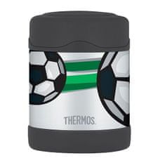 Thermos FUNtainer Gyermek termoszok étkezéshez - foci 290 ml
