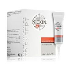 Nioxin Bezoplachové sérum pre ochranu pokožky 3D Expert (Scalp Protect Serum) 6 x 8 ml