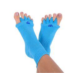 Pro nožky Adjustačné ponožky BLUE (Veľkosť L)