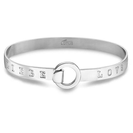 Lotus Style Stal bransoletka Miłość LS2025-2 / 2